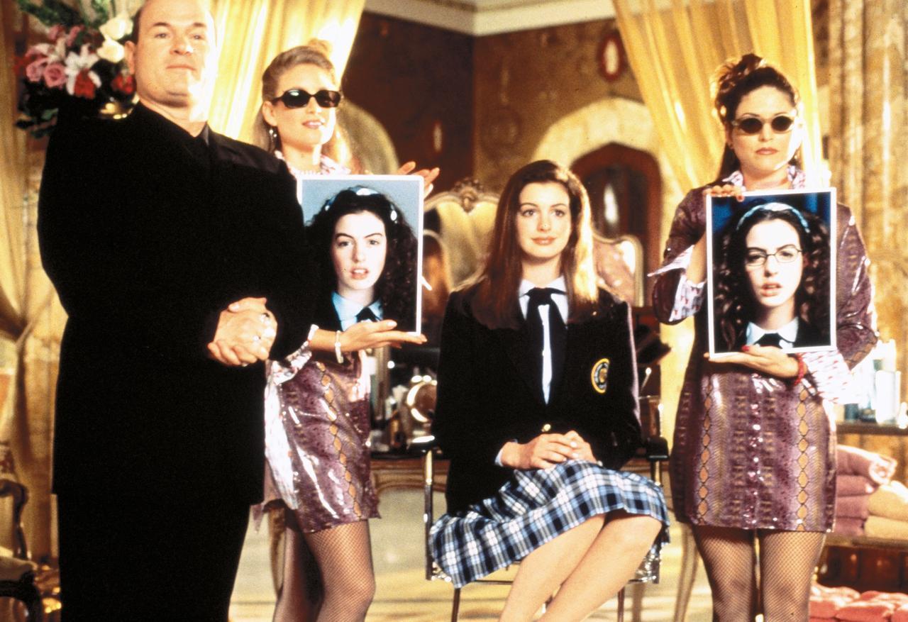 画像1: アン・ハサウェイが18歳の時に主演したあのプリンセス映画が帰ってくる!?