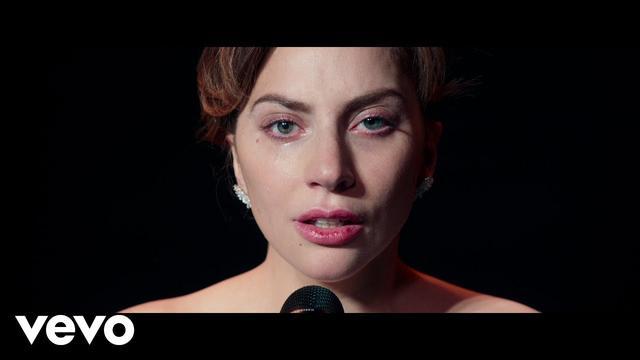画像: Lady Gaga, Bradley Cooper - I'll Never Love Again (A Star Is Born) www.youtube.com