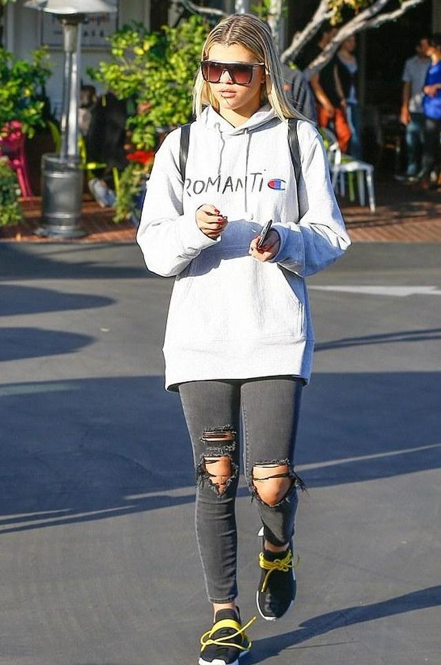 画像: 人気モデルのソフィア・リッチー