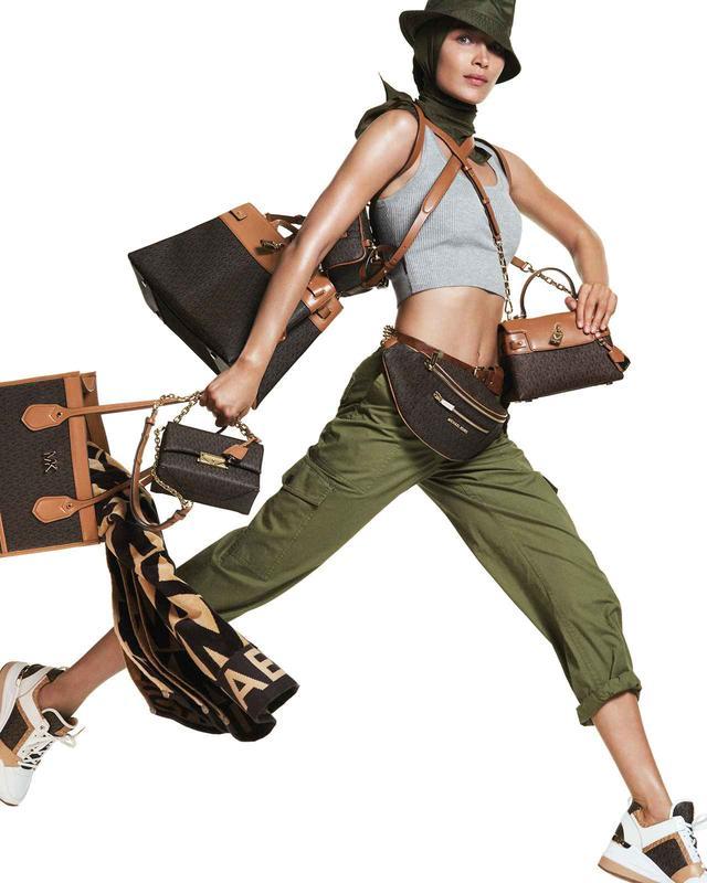 画像2: マイケル・コース、スーパーモデルのベラ・ハディッドを起用!
