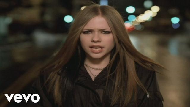 画像: Avril Lavigne - I'm With You (Official Music Video) youtu.be