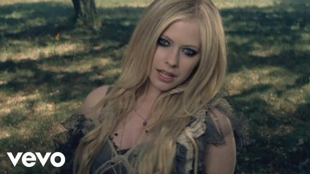 画像: Avril Lavigne - When You're Gone (Officia Music Video) youtu.be