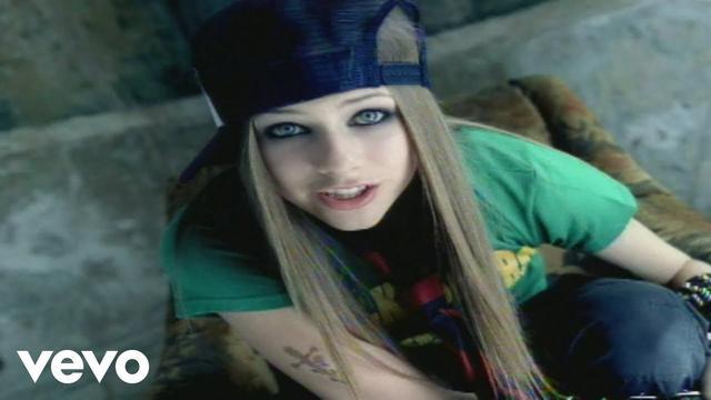 画像: Avril Lavigne - Sk8er Boi (Official Music Video) youtu.be