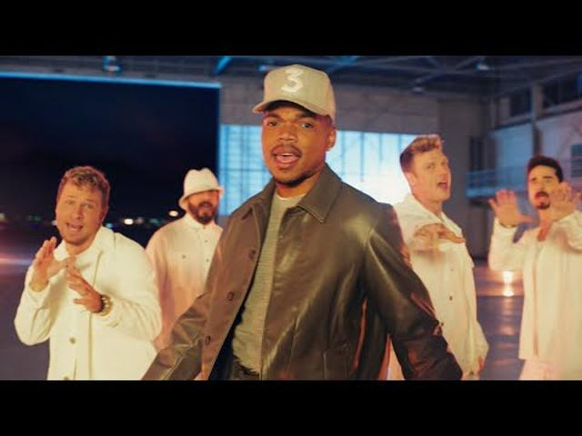 画像: Doritos® | Chance the Rapper x Backstreet Boys Super Bowl OFFICIAL VIDEO #NowItsHot www.youtube.com