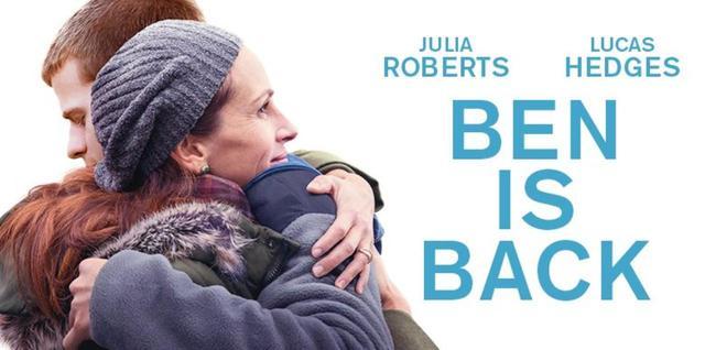 画像1: ジュリア・ロバーツがキャリア史上最高の演技を見せたと絶賛『ベン・イズ・バック』公開決定!