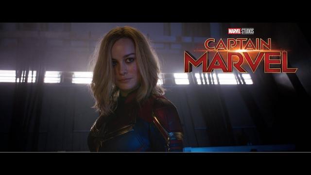 """画像: Marvel Studios' Captain Marvel - """"Big Game"""" TV Spot www.youtube.com"""