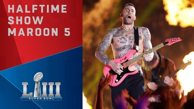 画像: Maroon 5 FULL Super Bowl LIII Halftime Show ft. Travis Scott & Big Boi www.youtube.com