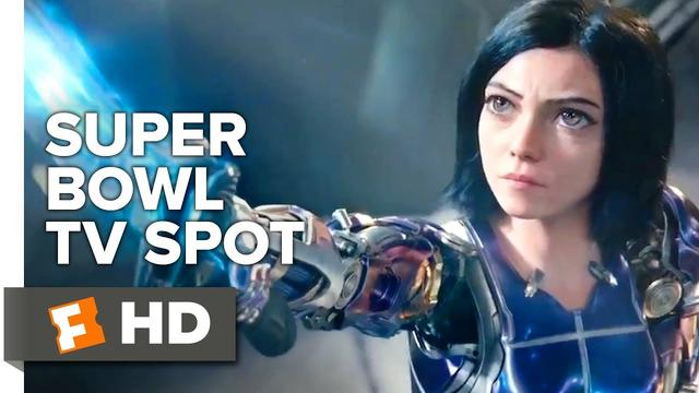 画像: Alita: Battle Angel Super Bowl TV Spot (2019) | Movieclips Trailers www.youtube.com
