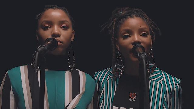 画像: Chloe x Halle - Cool People - Official Music Video (Live) www.youtube.com