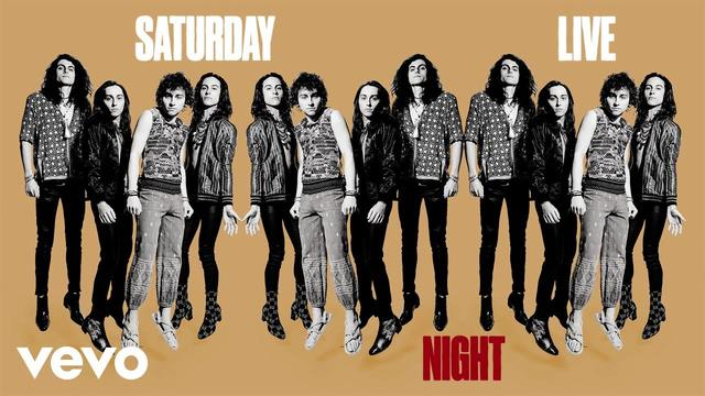 画像: Greta Van Fleet - You're The One (Live on SNL / 2019) www.youtube.com