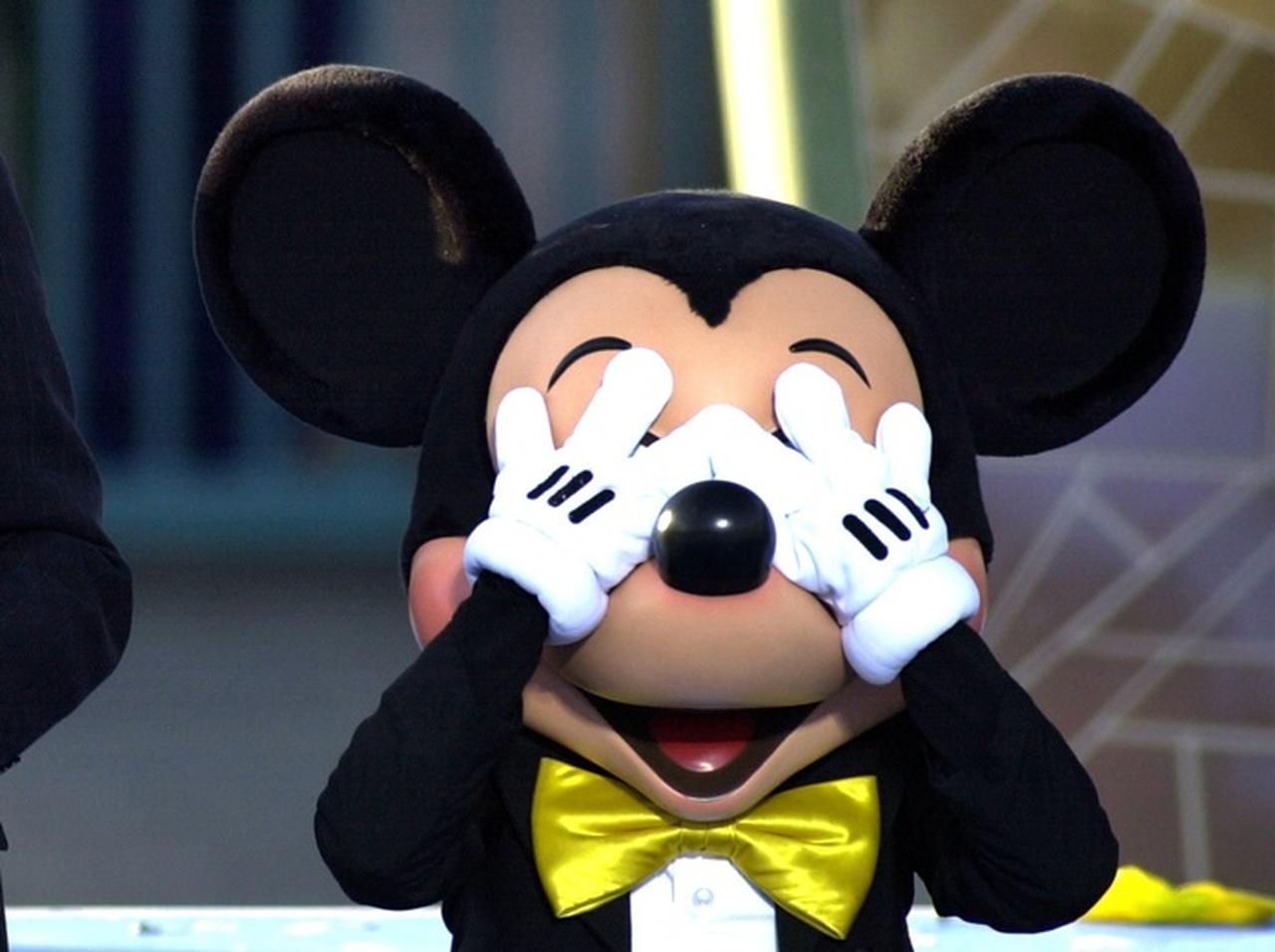 「ミッキーマウス・レース」80年前の様子が恐怖【写真アリ】 フロントロウ