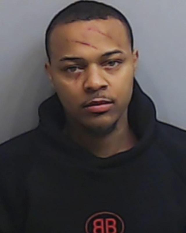 画像2: バウ・ワウが恋人との大喧嘩で逮捕、顔が「傷だらけ」の逮捕写真が公開