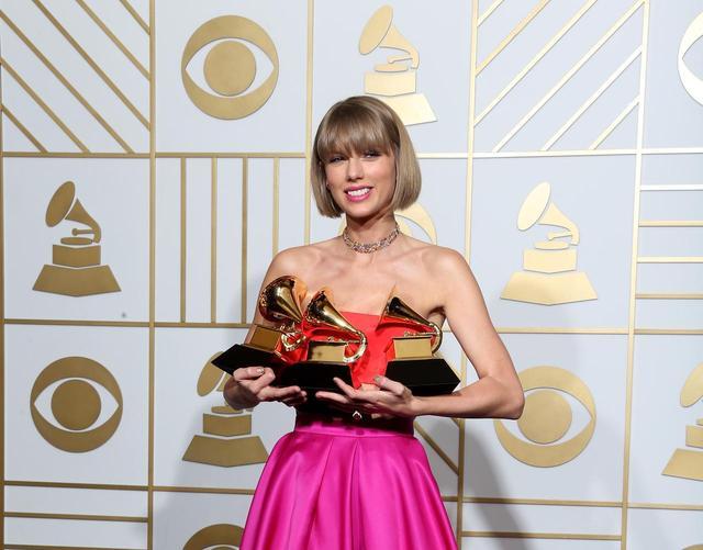 画像: テイラー・スウィフト、グラミー賞ではなく「ある賞」に出席?