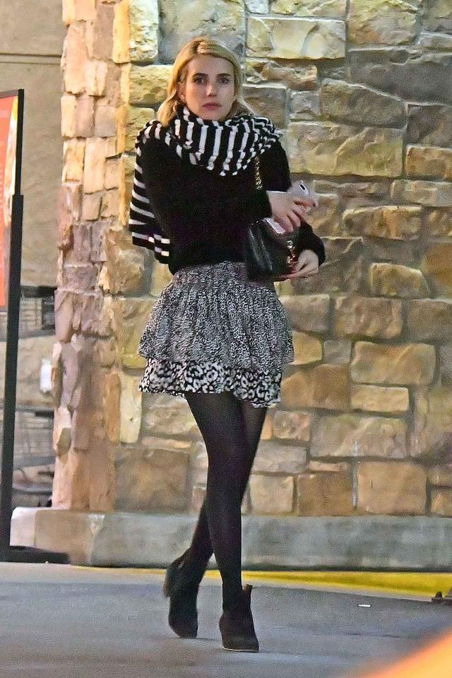 画像2: 人気女優のエマ・ロバーツ