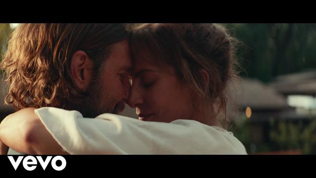 画像: Lady Gaga, Bradley Cooper - Shallow (A Star Is Born) www.youtube.com