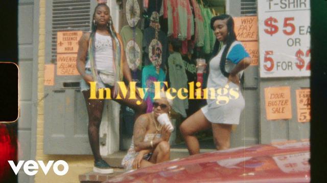 画像: Drake - In My Feelings www.youtube.com
