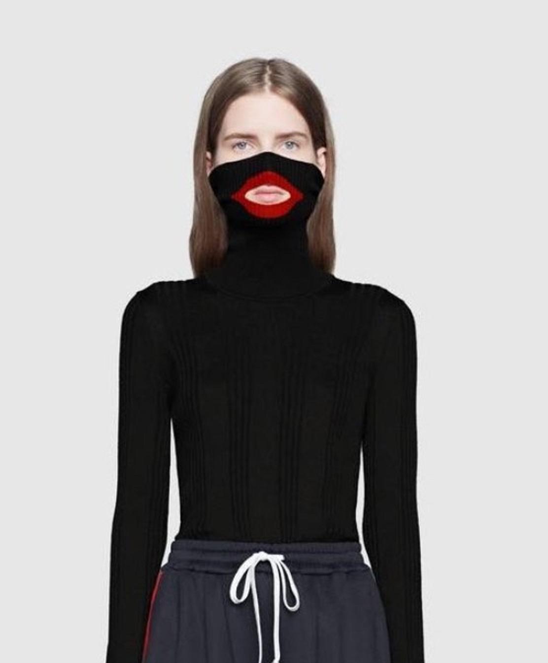 check out 60e7a b0c1f グッチの「人種差別的」セーターに批判集中、謝罪→販売中止へ ...