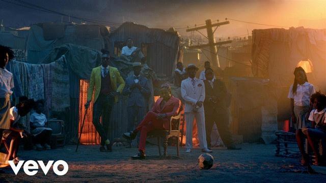 画像: Kendrick Lamar, SZA - All The Stars www.youtube.com