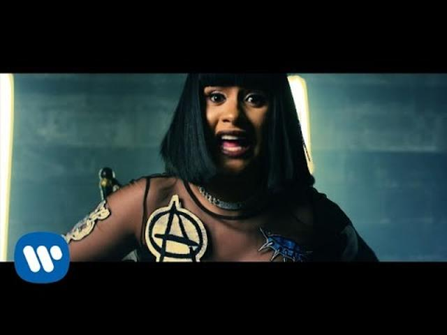 画像: Cardi B - Bodak Yellow [OFFICIAL MUSIC VIDEO] www.youtube.com