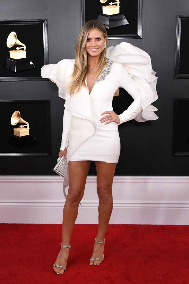 画像10: グラミー賞2019、レッドカーペットの華やかなドレススタイルをお届け