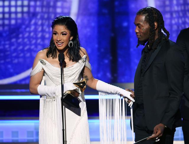 画像: カーディ・Bを待っていたグラミー賞受賞にも勝る「奇跡のご褒美」とは?