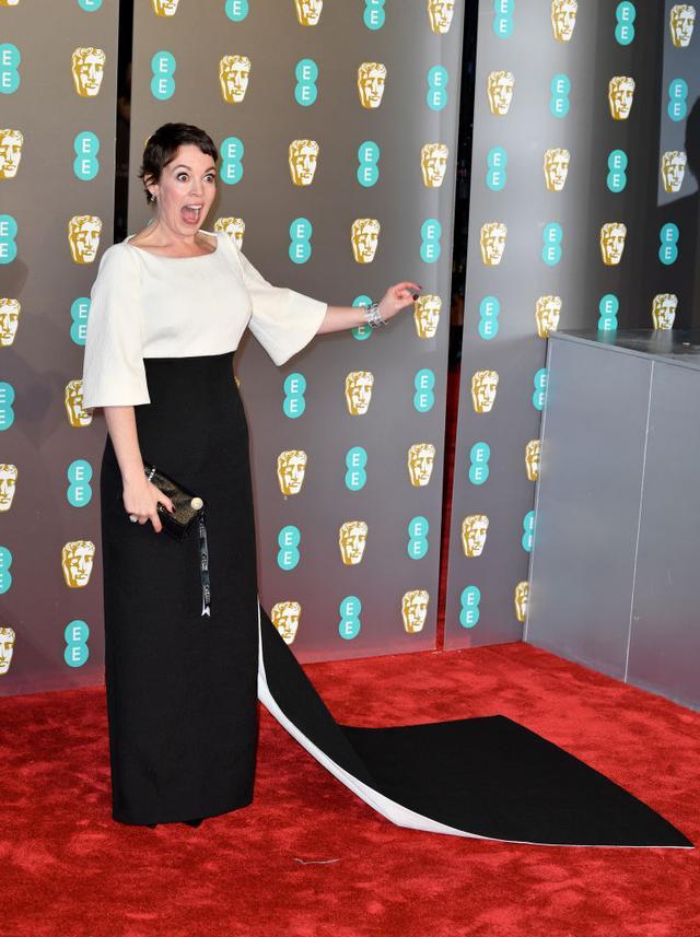 画像: BAFTAは『女王陛下のお気に入り』が賞を総なめ、主演Oコールマンのキャラ炸裂