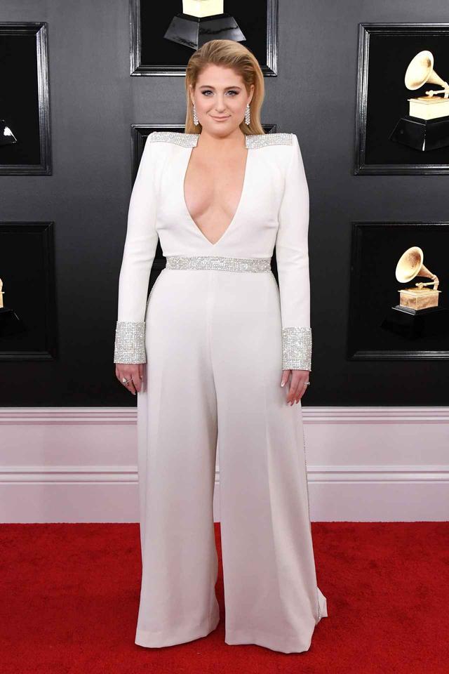画像9: グラミー賞2019、レッドカーペットの華やかなドレススタイルをお届け