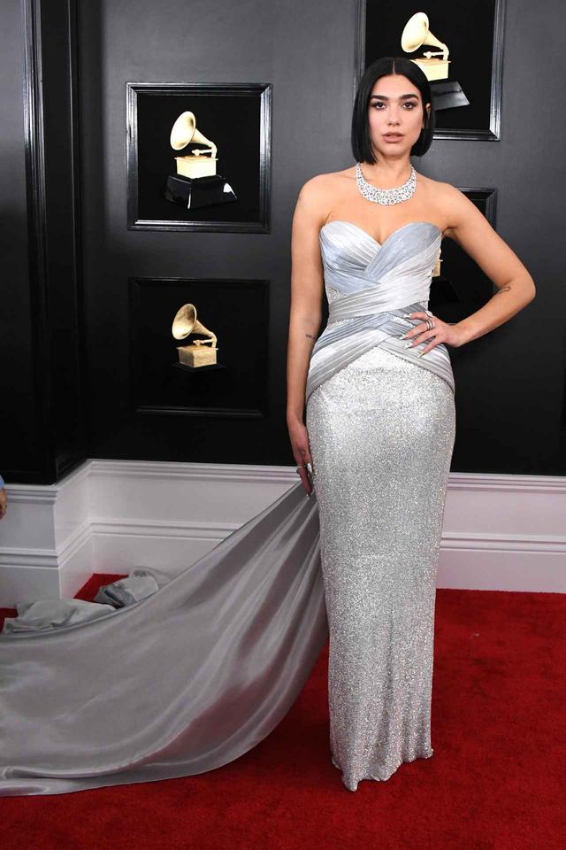 画像4: グラミー賞2019、レッドカーペットの華やかなドレススタイルをお届け
