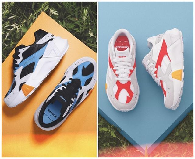 画像2: リーボックとジジ・ハディッドのコレクション新スニーカーに注目