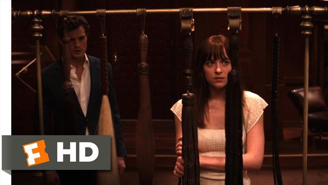 画像: Fifty Shades of Grey (6/10) Movie CLIP - The Play Room (2015) HD www.youtube.com