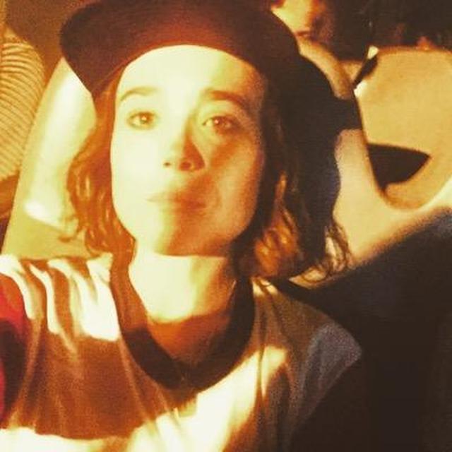 画像1: Ellen Page on Twitter twitter.com