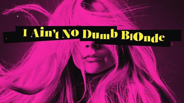 画像: Avril Lavigne feat. Nicki Minaj - Dumb Blonde (Lyric Video) youtu.be