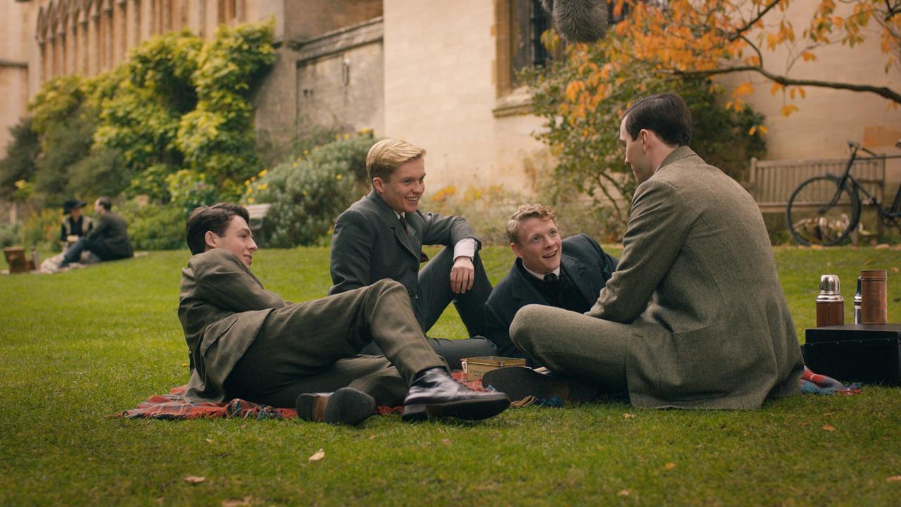 画像2: 『ロード・オブ・ザ・リング』原作者の人生を描いた映画『Tolkien』の予告編が公開
