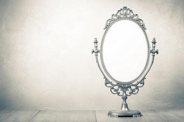画像2: 1.鏡を直視して!