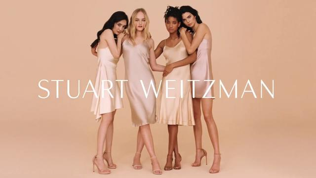 画像: Introducing #SWWalk. #StuartWeitzman #SWSpring19 youtu.be