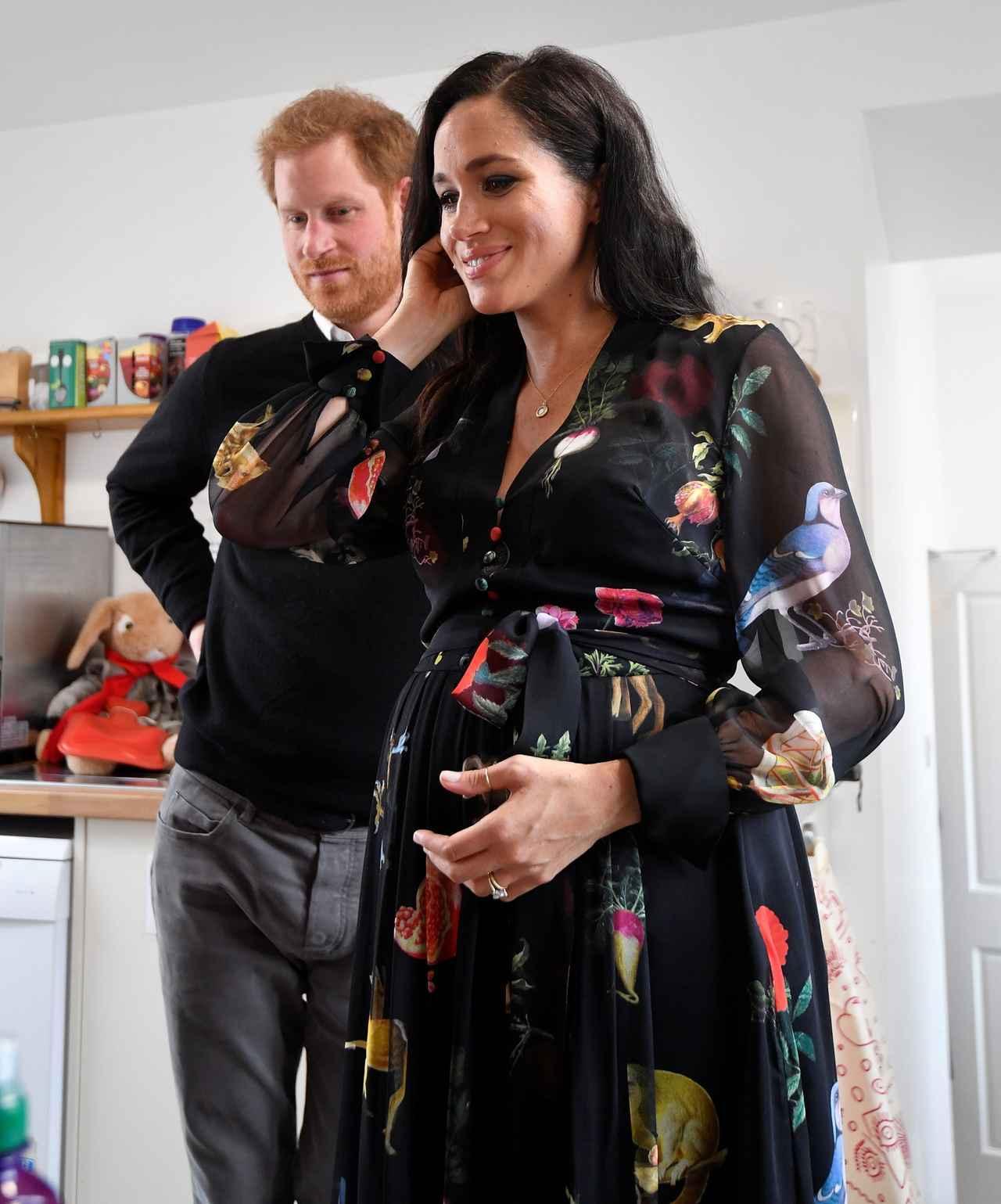 画像1: イギリス王室のメーガン妃、「あの」アメリカの伝統イベントのために故郷に極秘帰国!