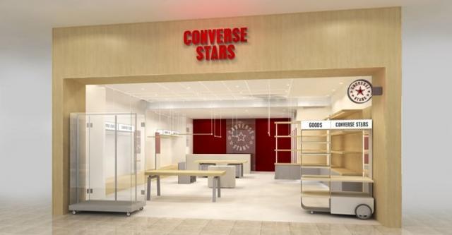 画像2: コンバースから新ブランド「コンバース スターズ」が誕生