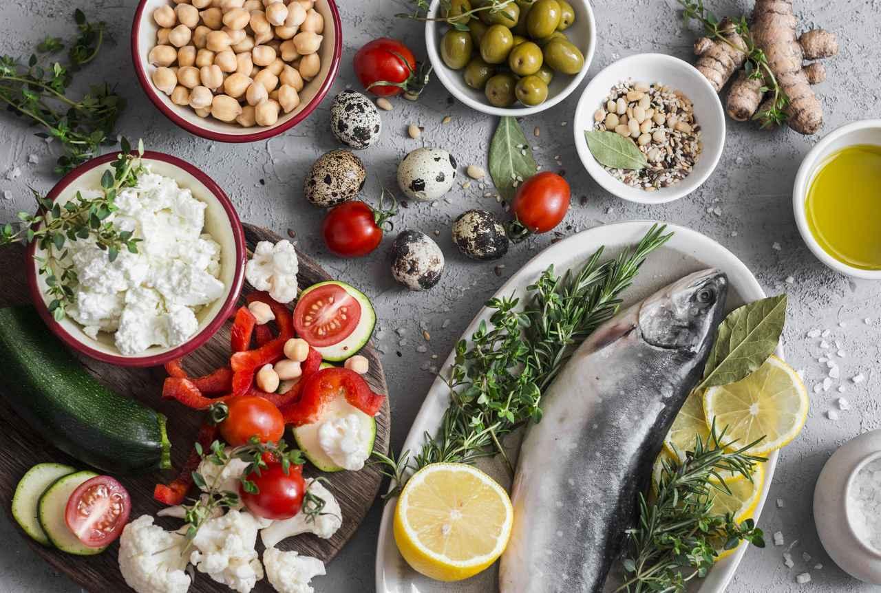 画像4: 地中海式ダイエット