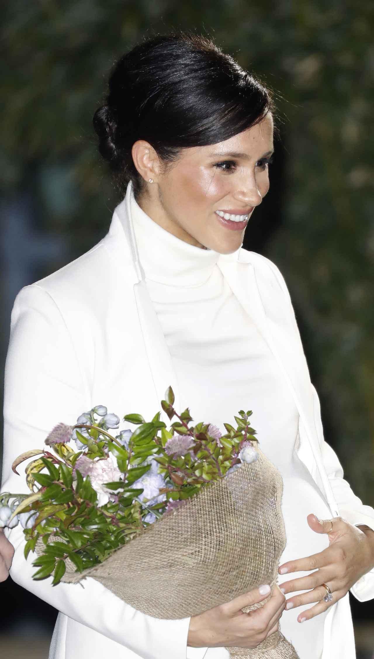 画像3: イギリス王室のメーガン妃、「あの」アメリカの伝統イベントのために故郷に極秘帰国!