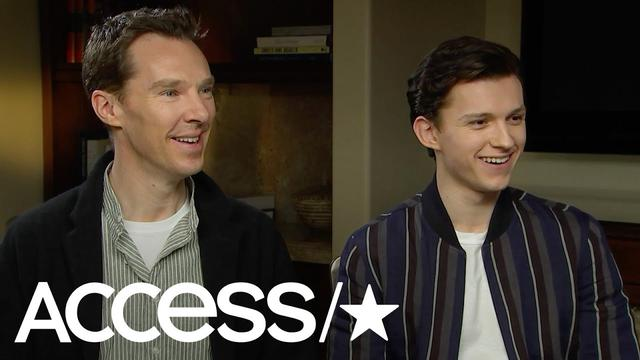画像: 'Avengers: Infinity War': Benedict Cumberbatch & Tom Holland On How The Cast Kept Plot Secrets www.youtube.com