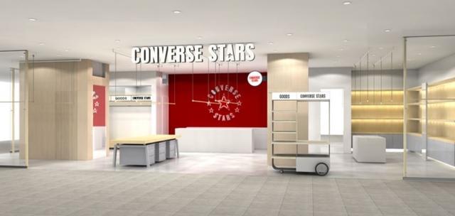 画像3: コンバースから新ブランド「コンバース スターズ」が誕生