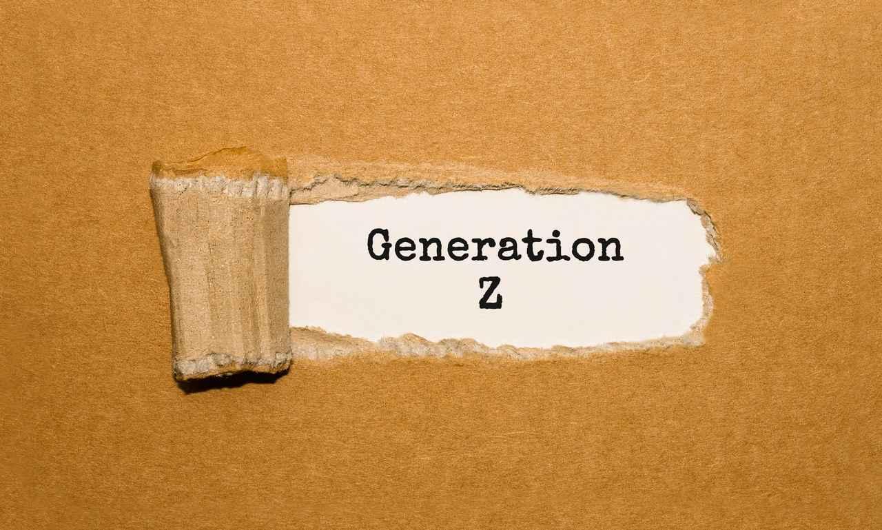 画像: 「ミレニアル世代」と「ジェネレーションZ」