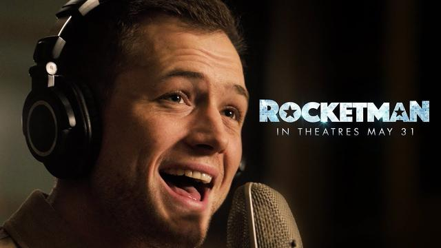 画像: Rocketman (2019) - Taron Egerton is Elton John in ROCKETMAN - Paramount Pictures www.youtube.com