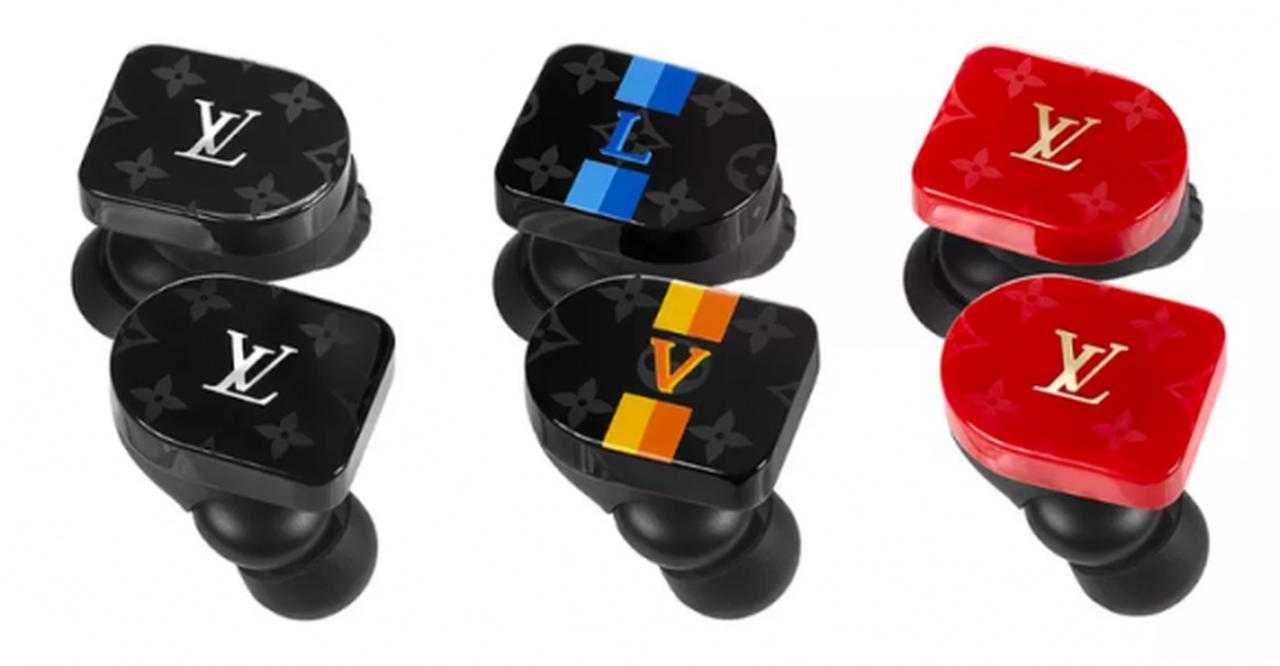 画像3: ルイ・ヴィトンのワイヤレスイヤホンが新しい!ジジ・ハディッドが愛用♡