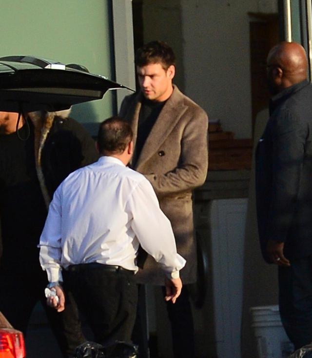 画像2: リアム・ペイン、ナオミ・キャンベル宅から朝帰りする姿を激写