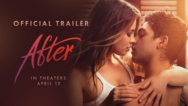 画像: AFTER | OFFICIAL TRAILER - In Theaters April 12 www.youtube.com