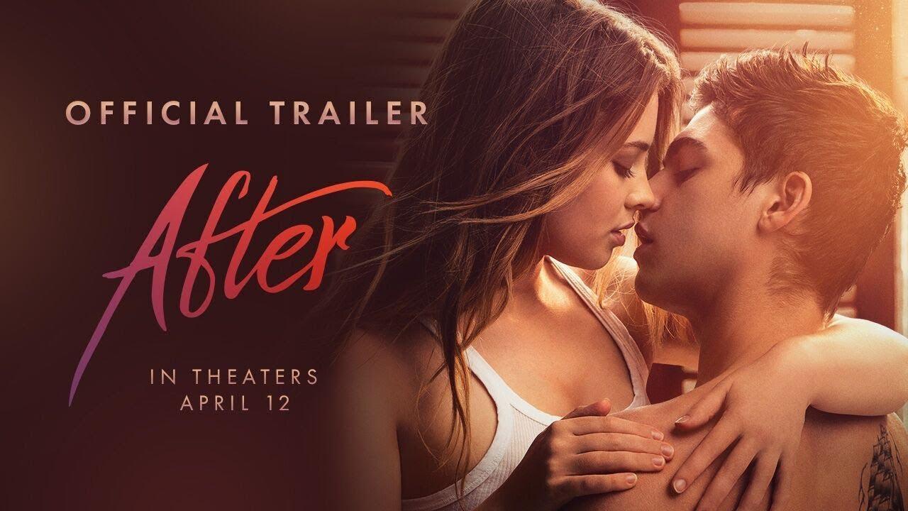 画像: AFTER | OFFICIAL TRAILER - In Theaters April 12 www.youtube.com