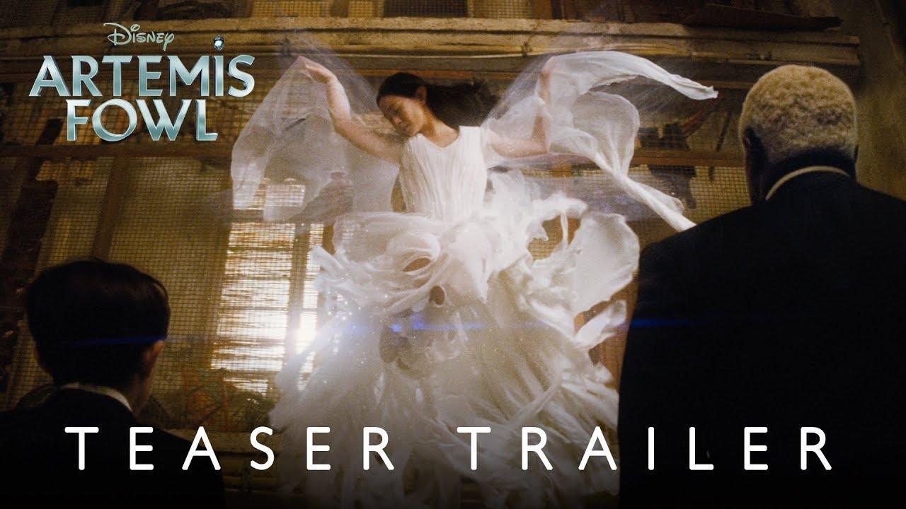 画像: Disney's Artemis Fowl - Teaser Trailer www.youtube.com
