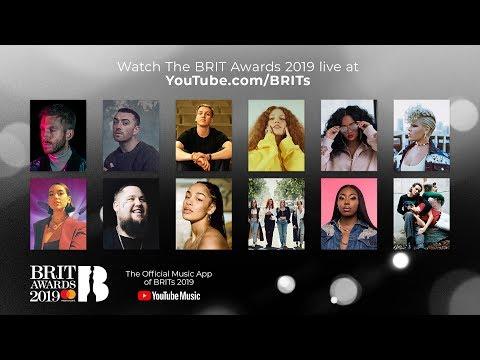 画像: The BRIT Awards 2019: Live from London www.youtube.com