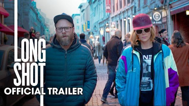 画像: Long Shot (2019 Movie) Official Trailer – Seth Rogen, Charlize Theron www.youtube.com